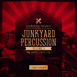 Loopmasters Junkyard Percussion Vol 2