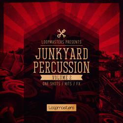 Loopmasters Junkyard Percussion Vol 2
