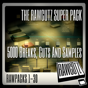 Raw Cutz Super Pack
