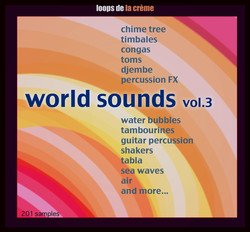 World Sounds Vol 3