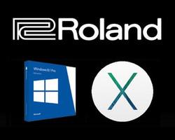 Roland USB Drivers
