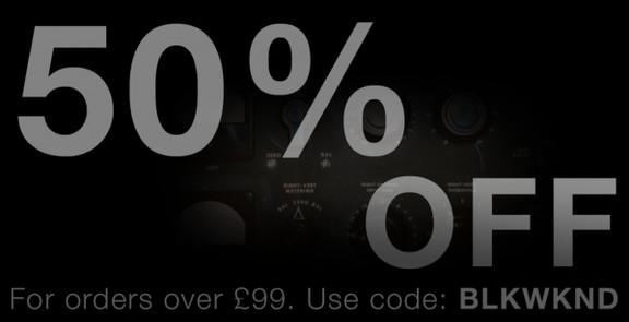 Samplephonics Black Friday Sale