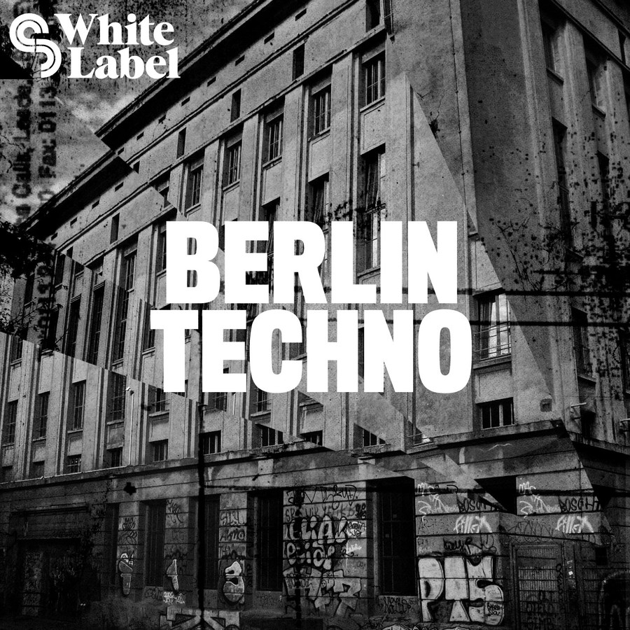 Detroit 60 Series >> Sample Magic Berlin Techno White Label series sample pack