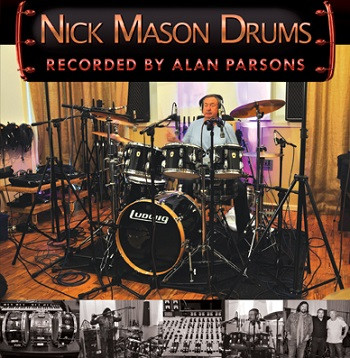 Sonic Reality Nick Mason Drums sample library for FXpansion BFD