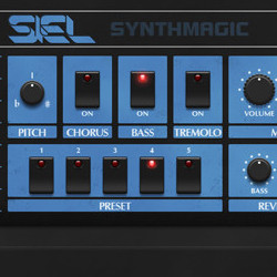 Synth Magic Siel PX