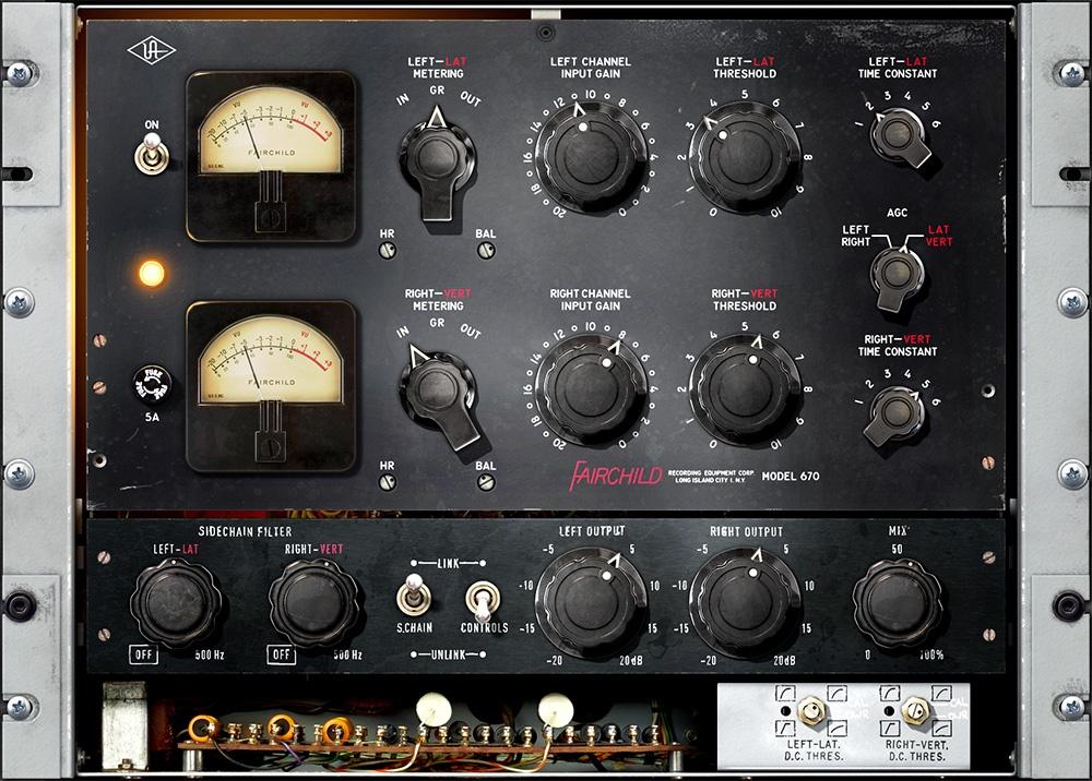Universal audio fairchild tube limiter collection for uad apollo the fairchild 670 tube limiter for uad apollo stopboris Image collections