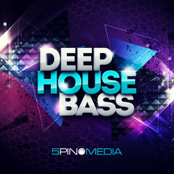 5Pin Media Deep House Bass