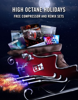 Native Instruments High-Octane Giveaway