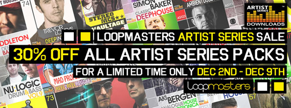 Loopmasters Cyber Monday Sale