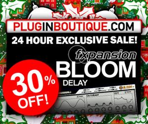FXpansion Bloom sale