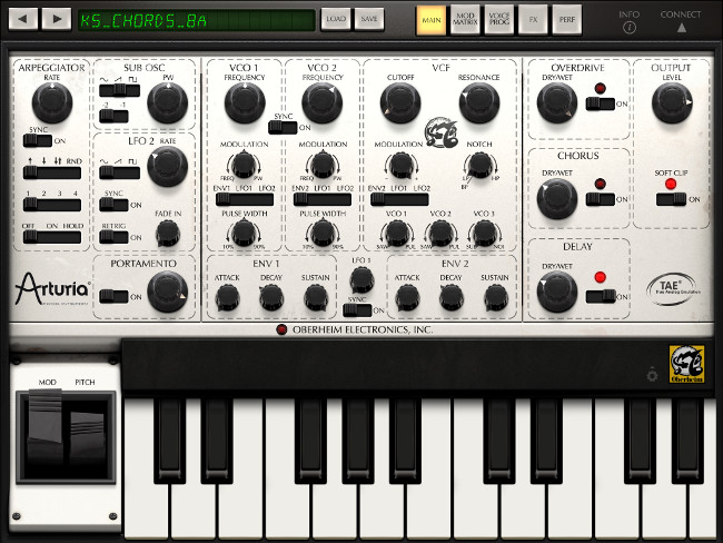 Free patches and sound bank for Arturia iSEM