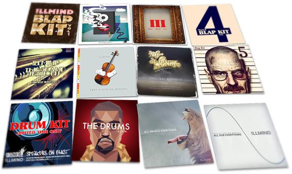 Illmind Ultimate Blap-Kit Bundle