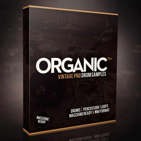 Producers Choice Organic Drum Kit