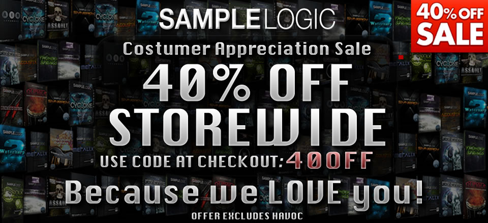 Logic coupon code