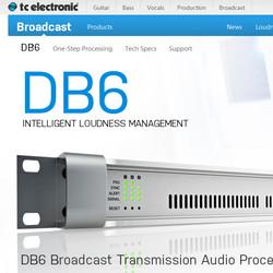 TC Electronic DB6