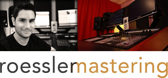 Roessler Mastering