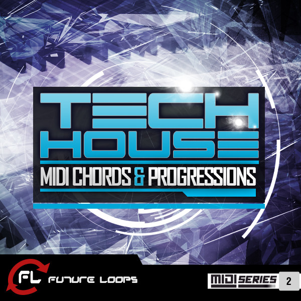 Tech house midi chords progressions released at future for House music midi