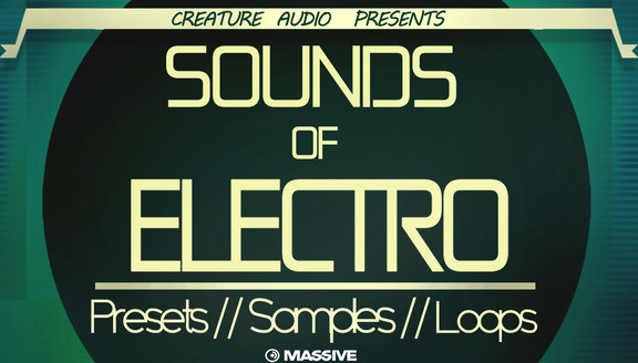Creature Audio Sounds of Electro