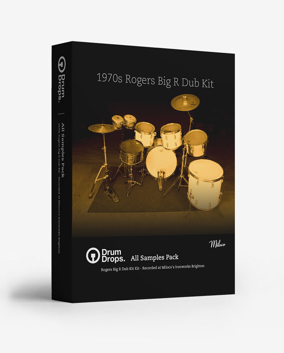 Drum Replacement Packs and All Sample Packs released at Drumdrops