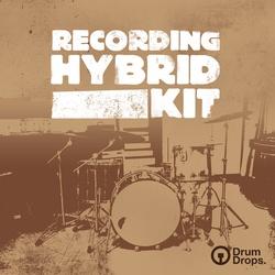 Drumdrops Recording Hybrid Kit