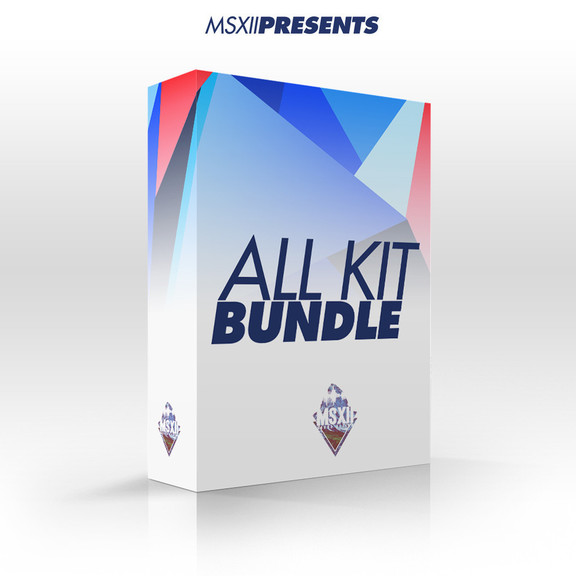MSXII Sound Design All Kit Bundle
