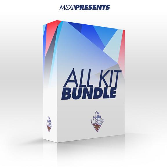 MSXII Sound Design All Kit Bundle