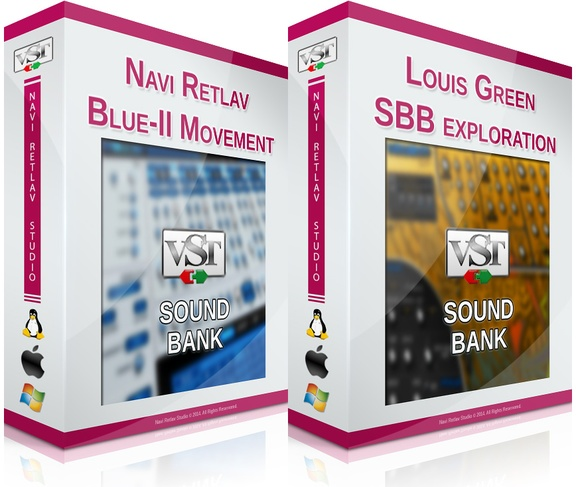 Navi Retlav BLUE-II Movement & SBB Exploration