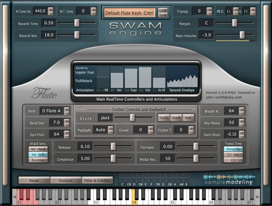 The Flutes virtual instrument library by Samplemodeling out now