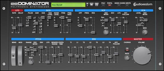AudioRealism ReDominator VST/AU