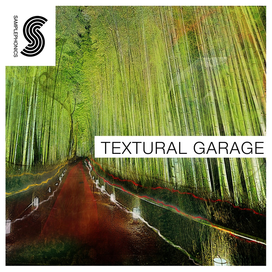 Textural garage sample pack at samplephonics for Future garage sample pack