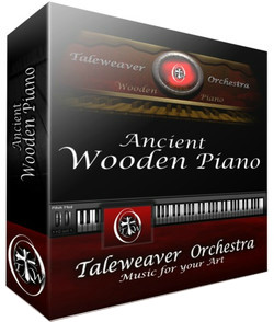 Taleweaver Orchestra Wooden Piano