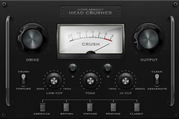 Audio Assault HeadCrusher