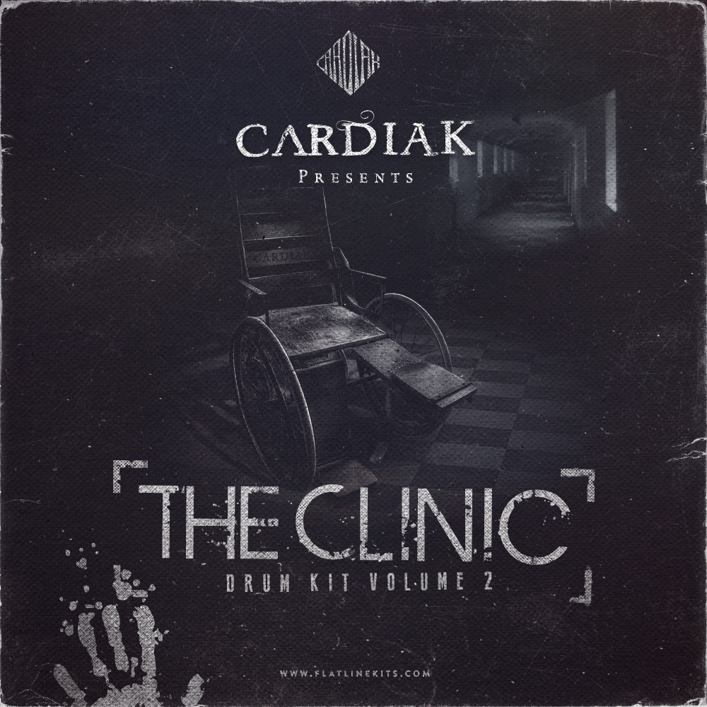 Cardiak The Clinic Vol 2 sample pack at The Drum Broker