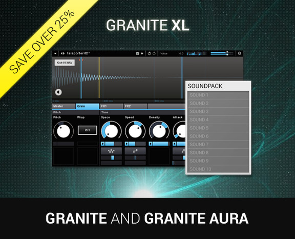 New Sonic Arts Granite XL