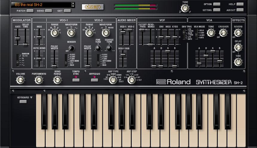 Roland VS Instruments Bundle 2019 3