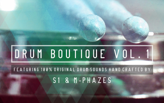 S1 & M-Phazes Drum Boutique Vol. 1