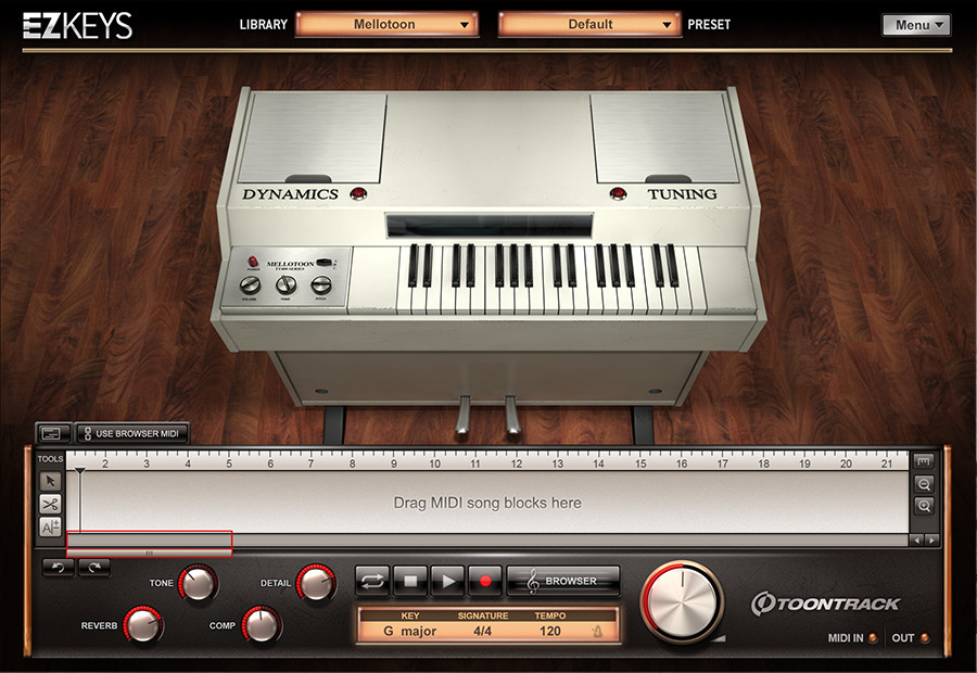 mac mellotron vst