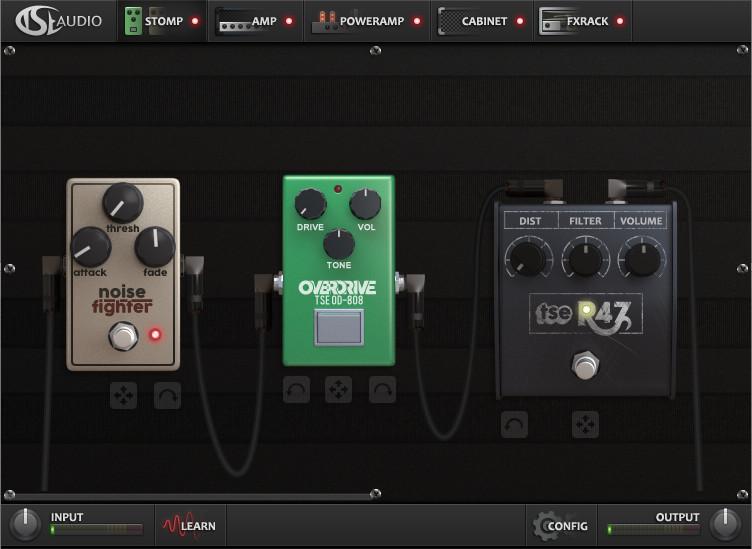 tse x50 v2 amp effect plugin released