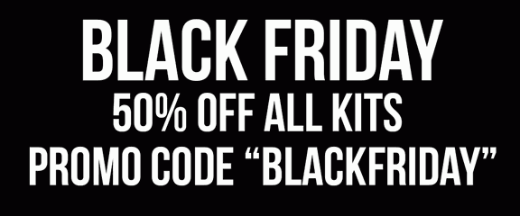 Drum Broker Black Friday Sale