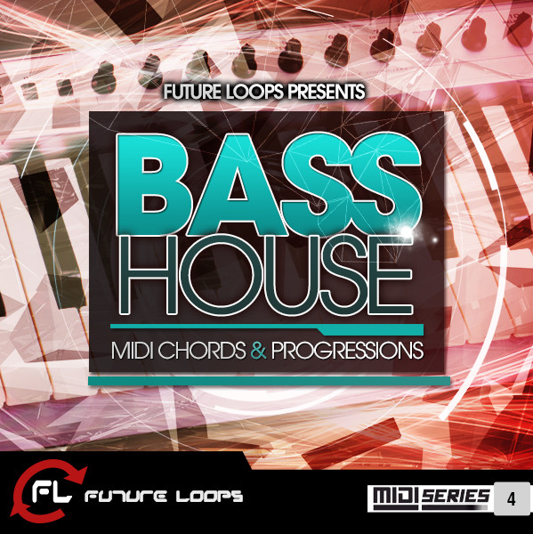Bass house midi chords progressions at future loops for House music midi