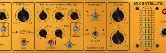 Vertigo Sound VSM-3 Mix Sattelite