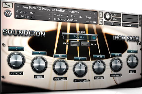 Soundiron Iron Pack #12 Prepared Guitar