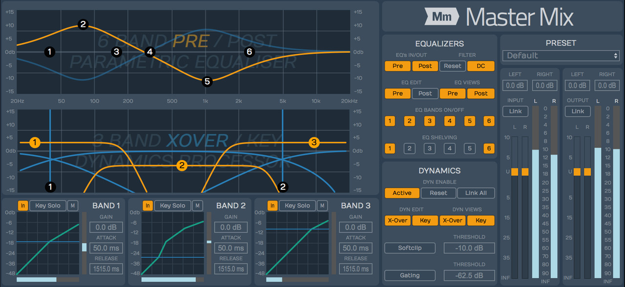 Tracktion Master Mix plugin released