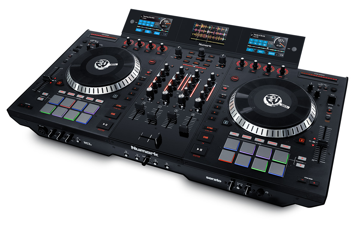 DIFFERENCE BETWEEN MIXER AND DJ CONTROLLER