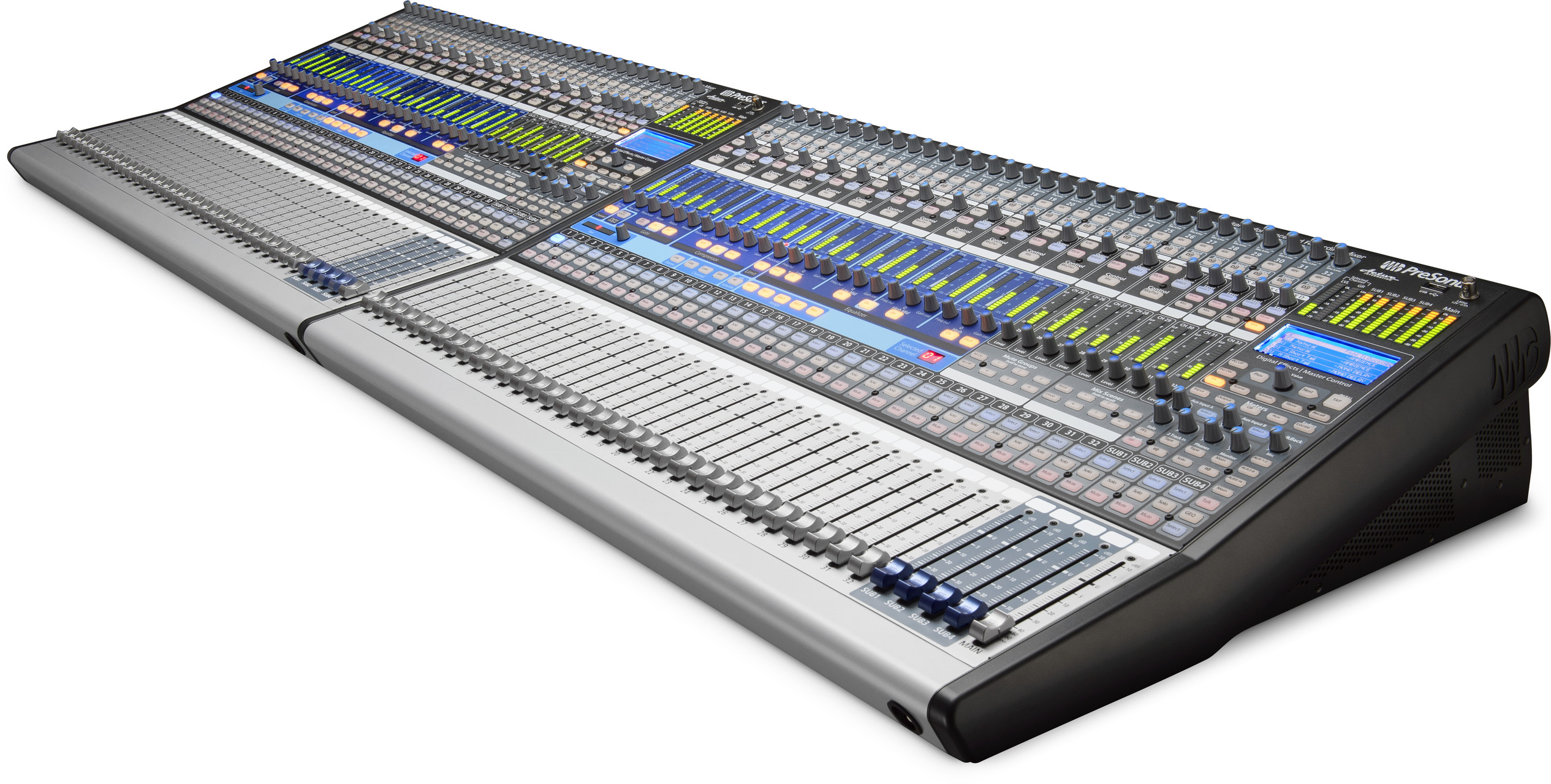 PreSonus StudioLive RM32AI 32 Channel Rack Mount Digital Mixer | eBay