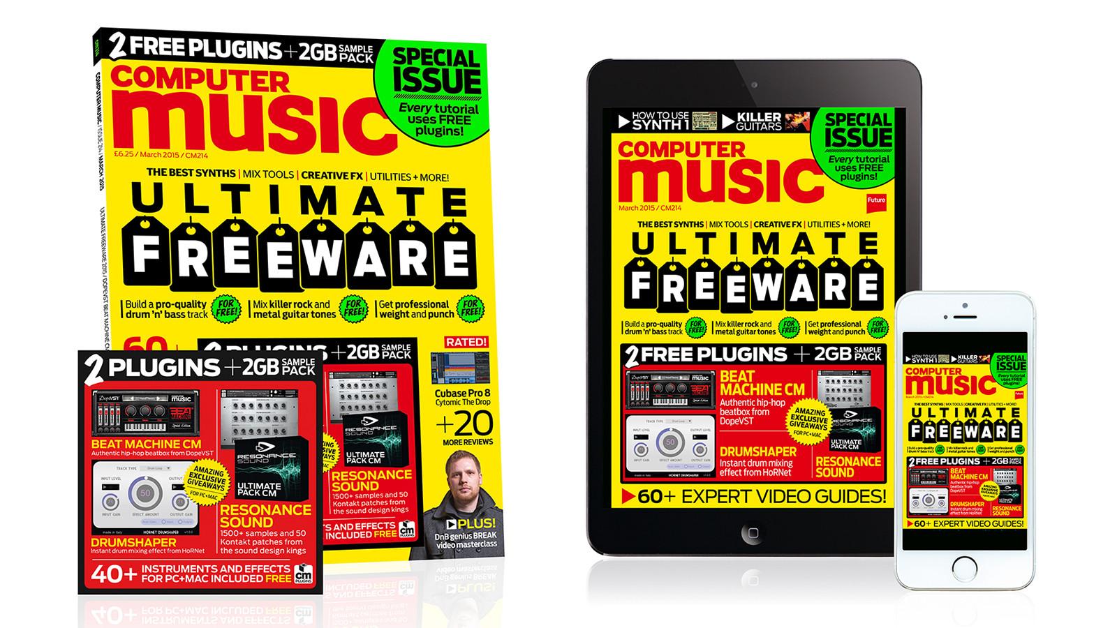 Computer music magazine torrent - 5