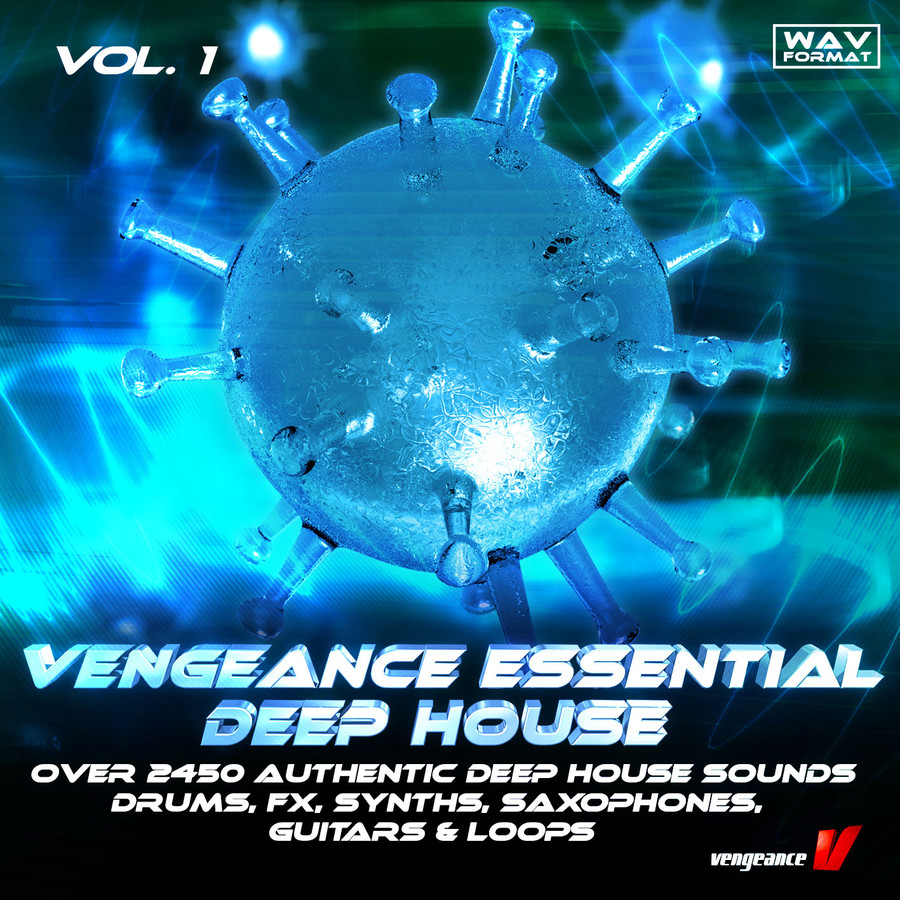 Vengeance Essential Deep House released at reFX