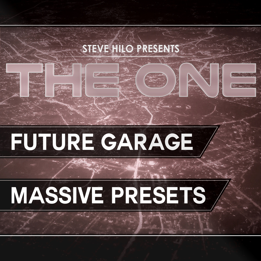 The one future garage for ni massive at adsr sounds for Future garage sample pack