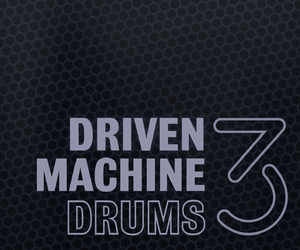 Tonebuilder Driven Machine Drums 3