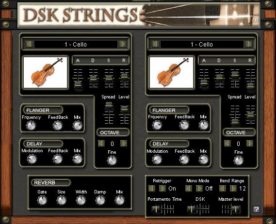 DSK releases Strings v1 0